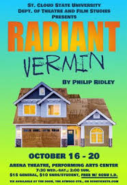 The Untold Story of Radiant Vermin as Produced by the SCSU Theater Department