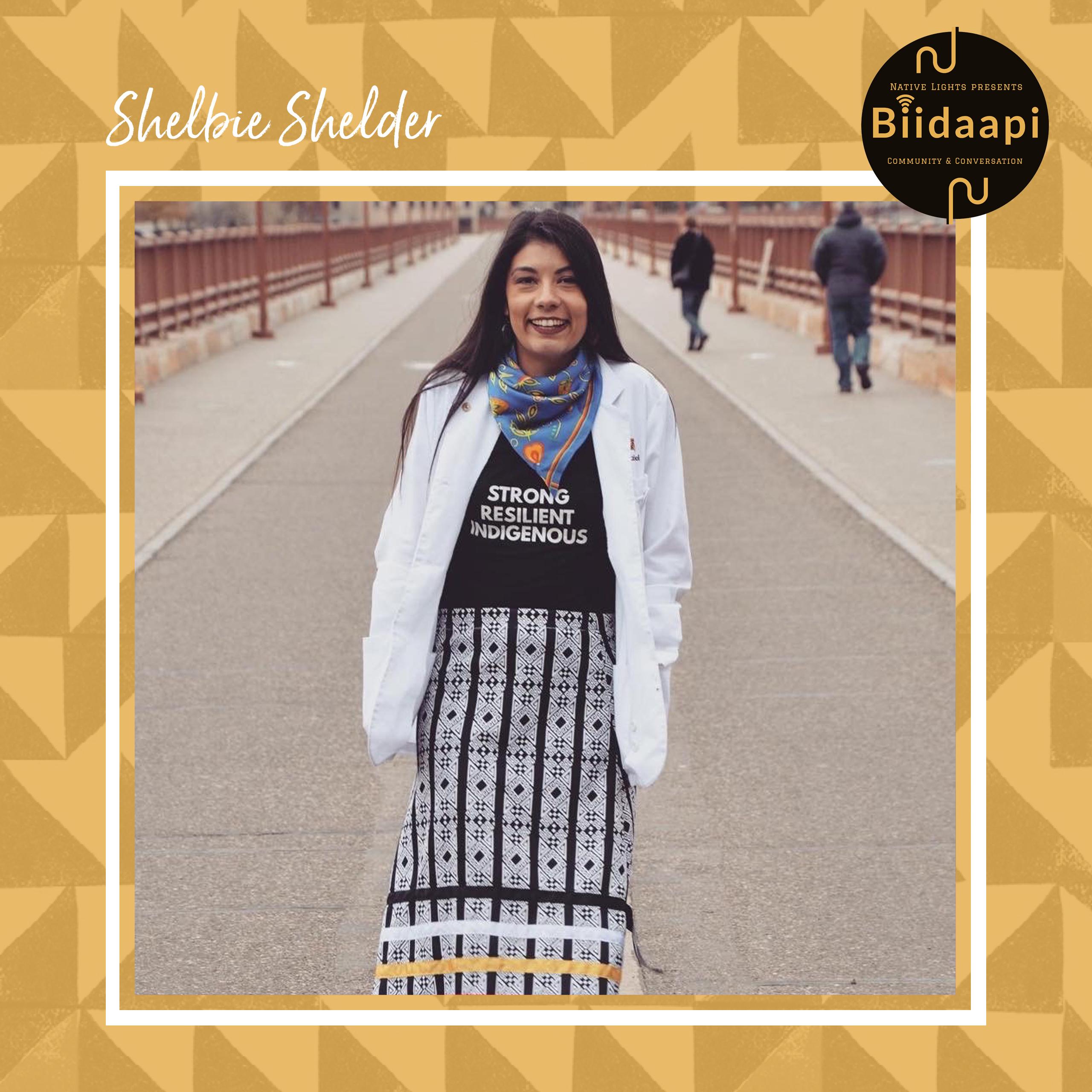 NL: Biidaapi – Shelbie Shelder