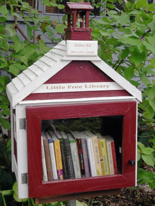 MN90: Todd Bol's Little Free Library