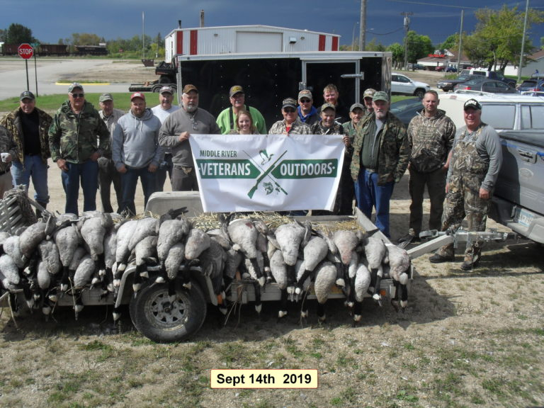 Live from Goose Fest: Middle River Veterans Outdoors