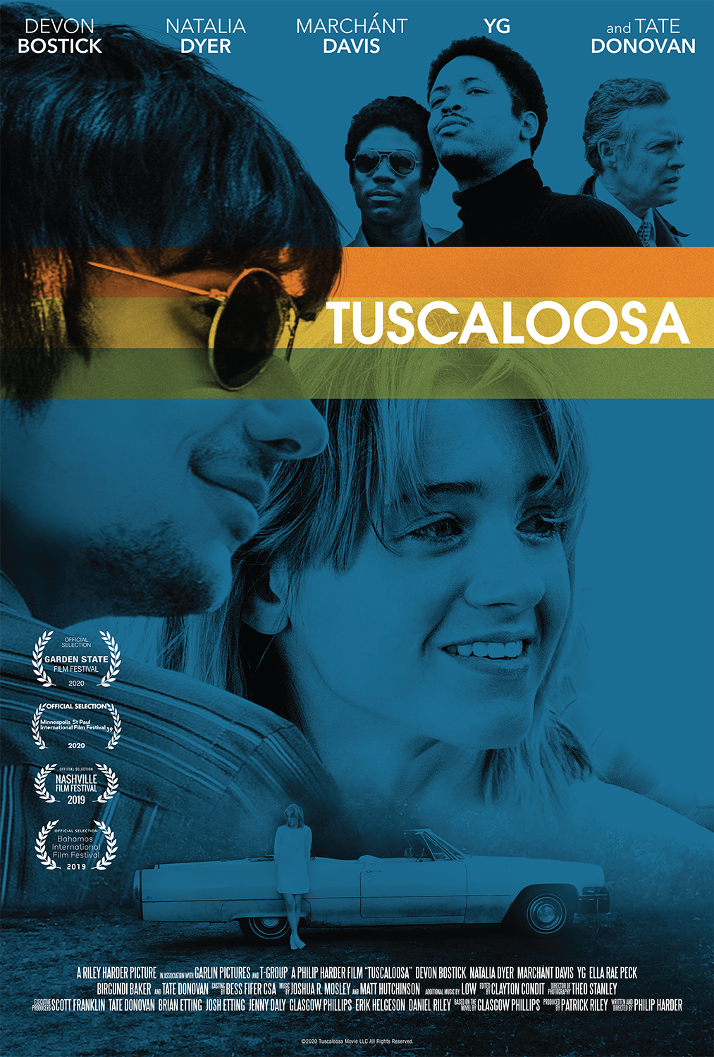The FULL UNEDITED Untold Story of Tuscaloosa the Movie with Executive Producer Erik Helgeson
