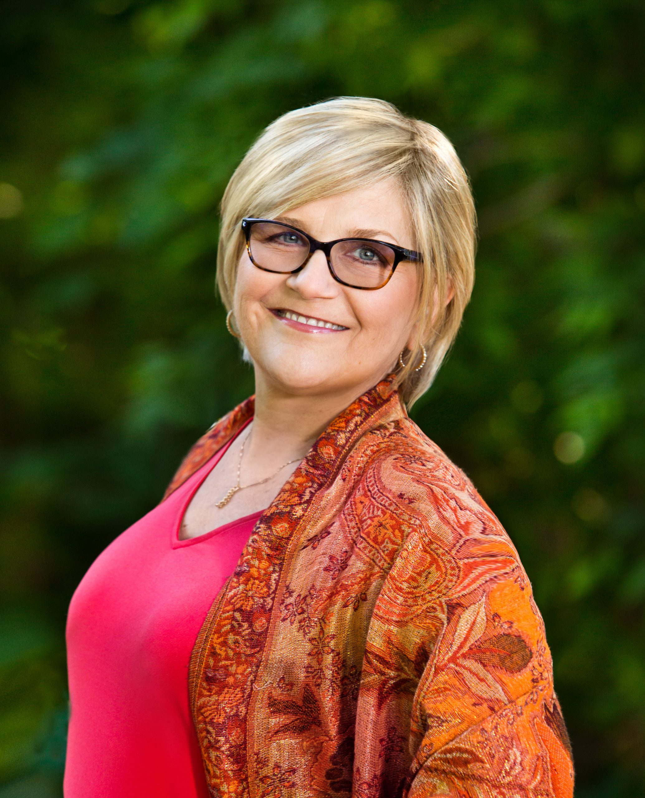 Darlene Zangara: We All need to be at the table