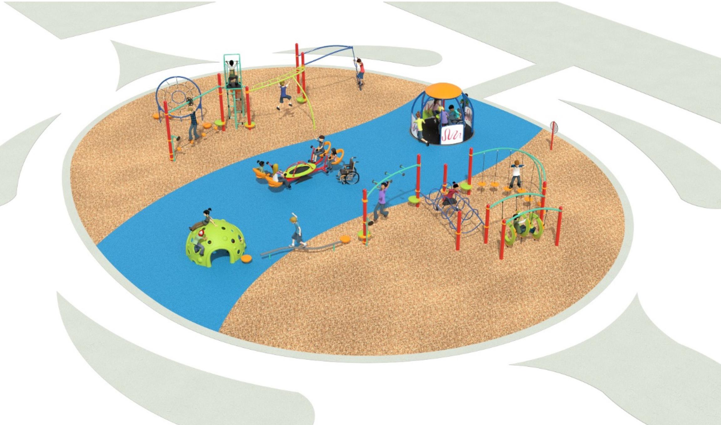 MN Native News: Ball Club Park – A Park With Heart
