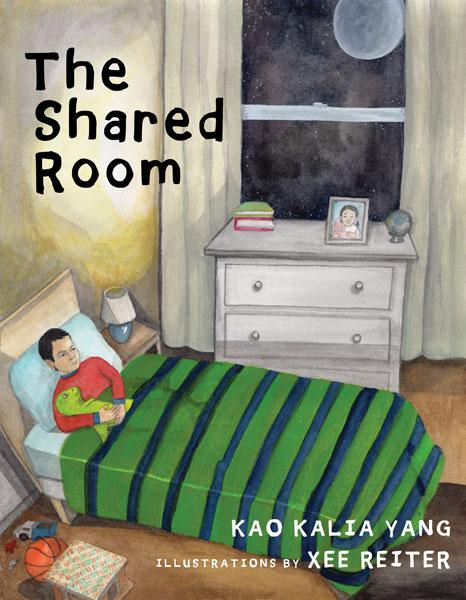 "MN Reads: ""The Shared Room"" by Kao Kalia Yang, illustrated by Xee Reiter"