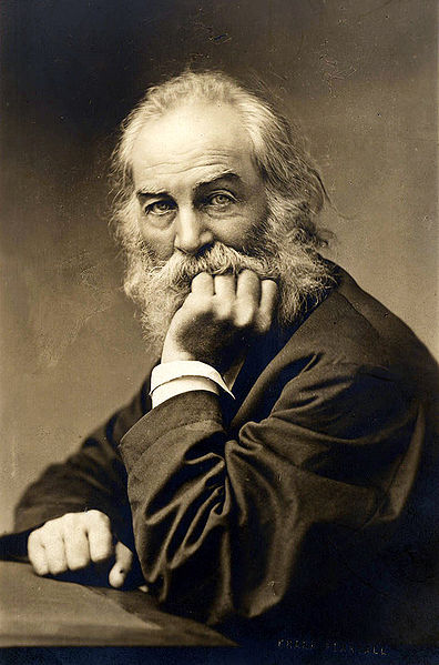 With Whitman in Washington, D.C.
