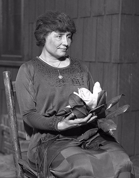 Helen Keller's Gall Bladder