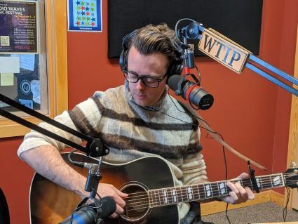 jeremy messersmith returns to WTIP