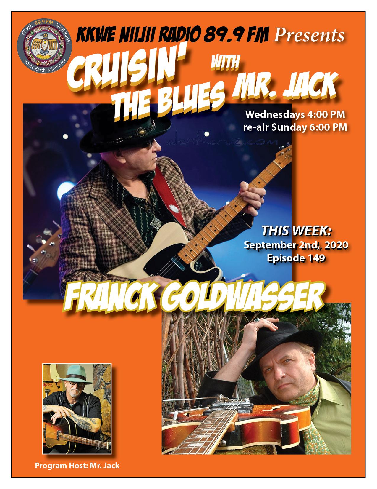 EP149 Frank Goldwasser