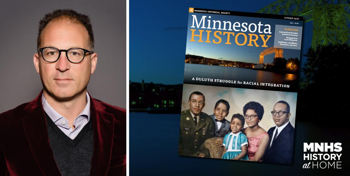 """MN Reads: """"'In That Very Northern City'"""" by Chad Montrie"""