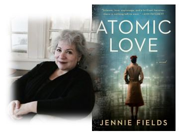 Intrigue, Treason, and Romance in Jennie Field's Atomic Love