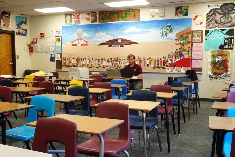 Virtual Hug a Teacher Week