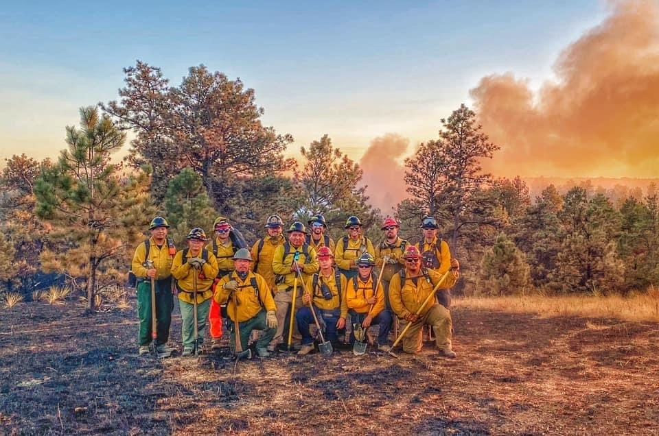 MN Native News: BIA Team from MN Fights Wildfires