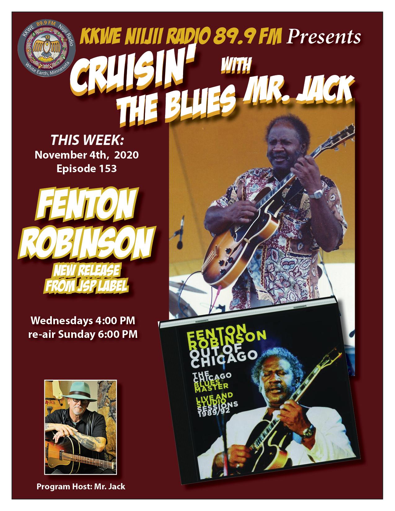 EP153 Fenton Robinson (revisted)