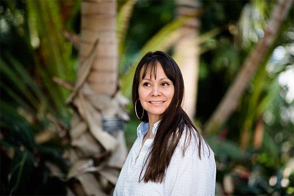 Poet Louise Waakaa'igan: This Is Where