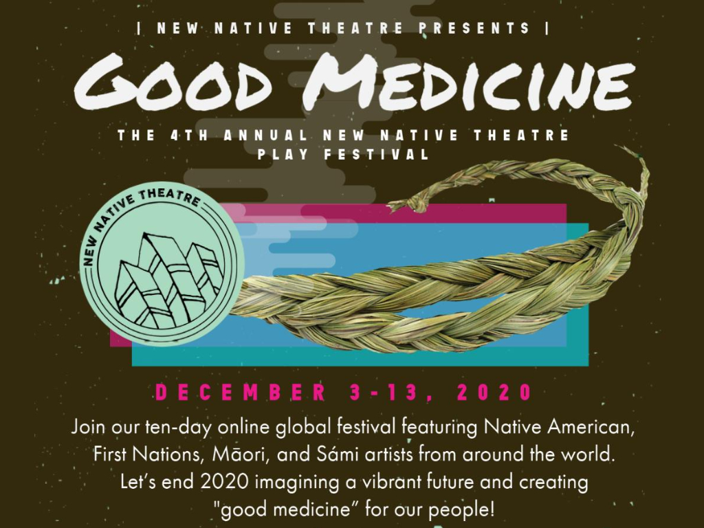 MN Native News: Play Festival Shares Good Medicine