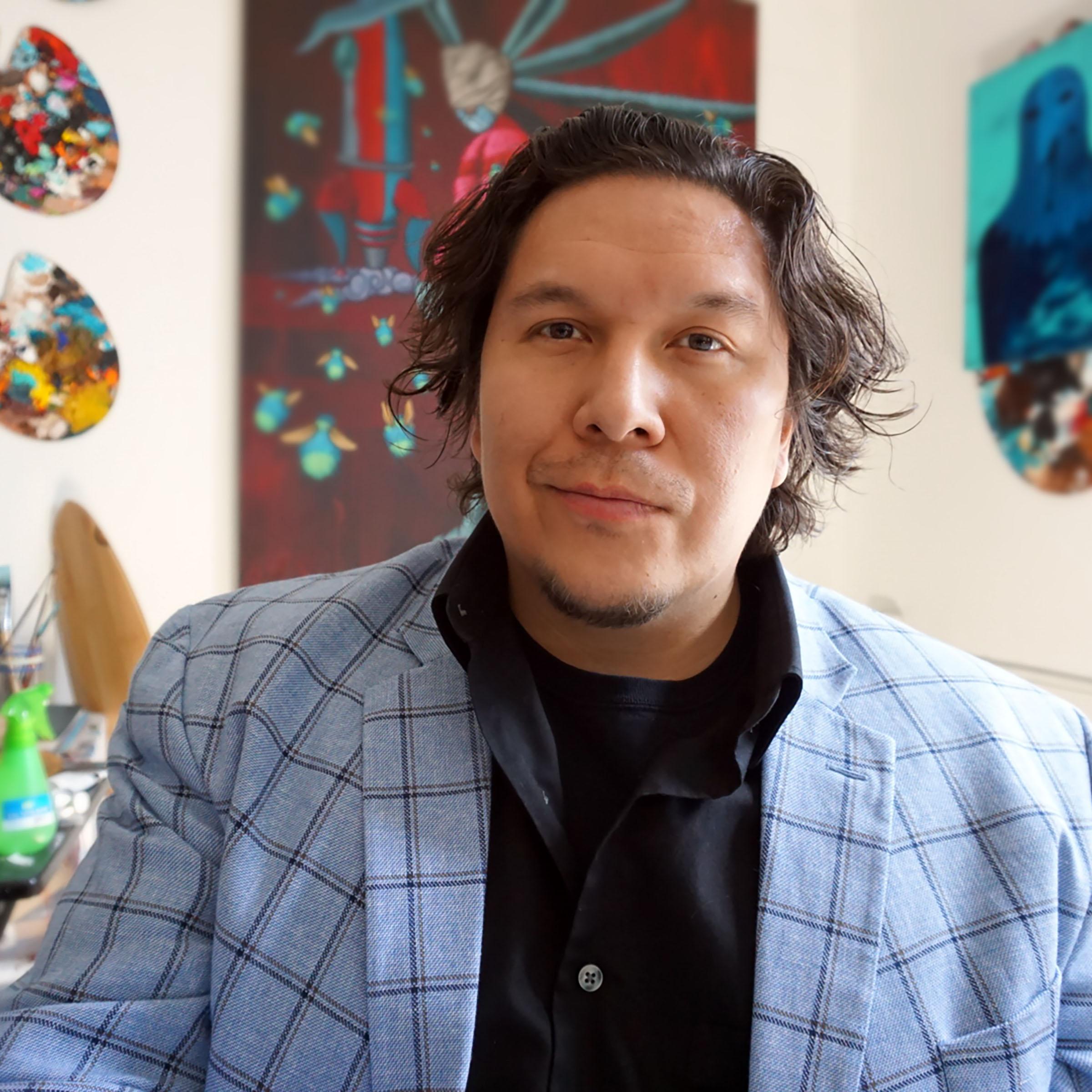 KBFT MN Artist Profiles – Jonathan Thunder