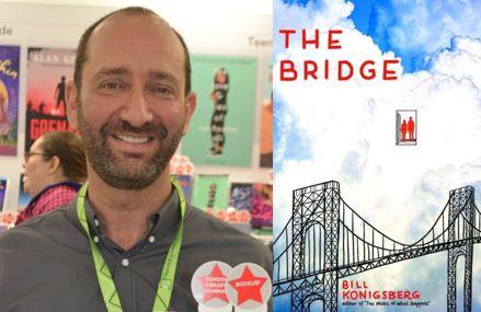 Bill Koningsberg's Young Adult Novel on Teen Suicide: The Bridge
