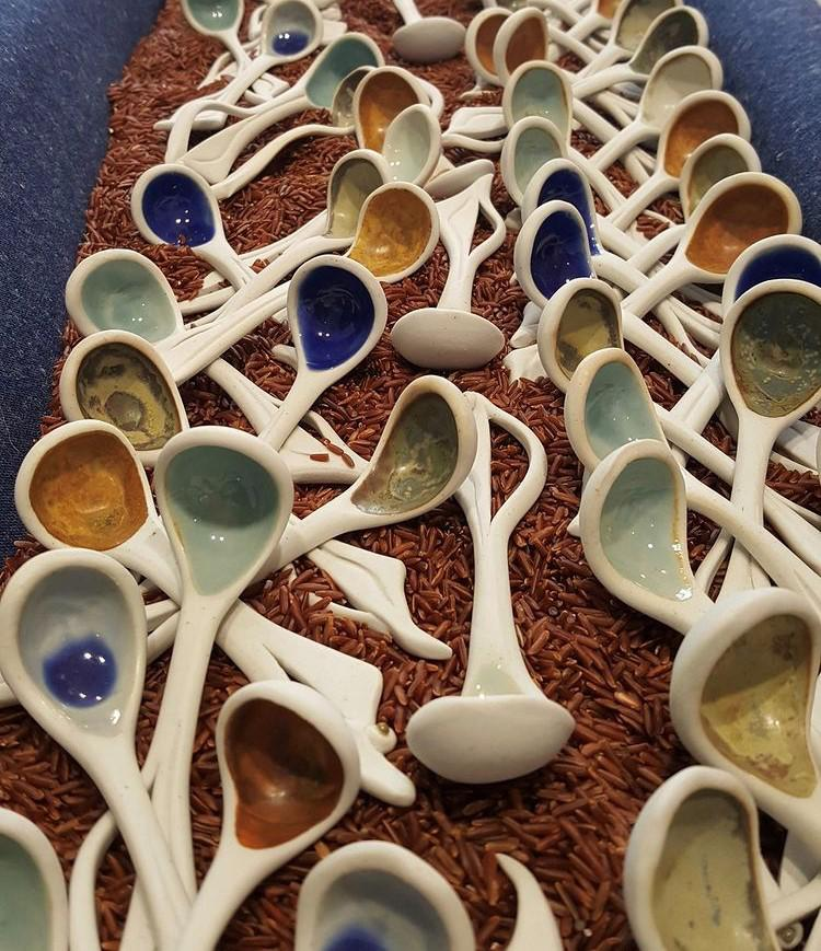 The Watermark Art Center: It's Only Clay, an Arts Marketplace, and Giving Back