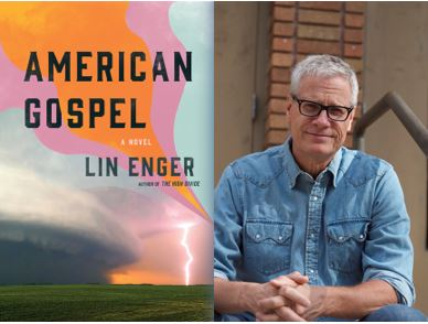 Father and Son Clash as the Rapture Approaches: MN Writer Lin Enger and American Gospel