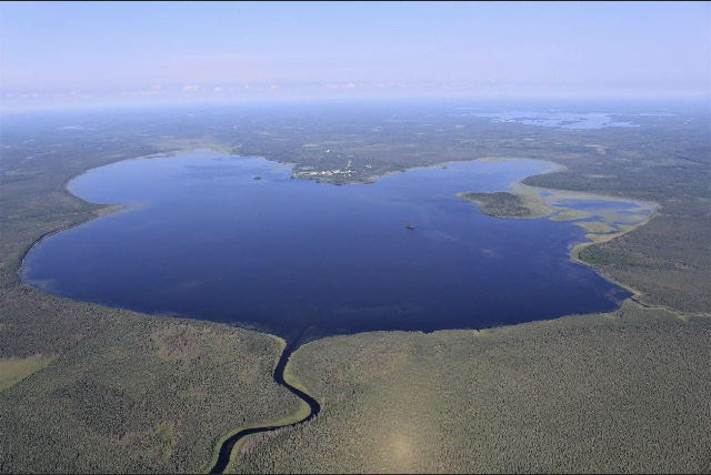 BF90: How the Ojibwe came to Nett Lake, MN