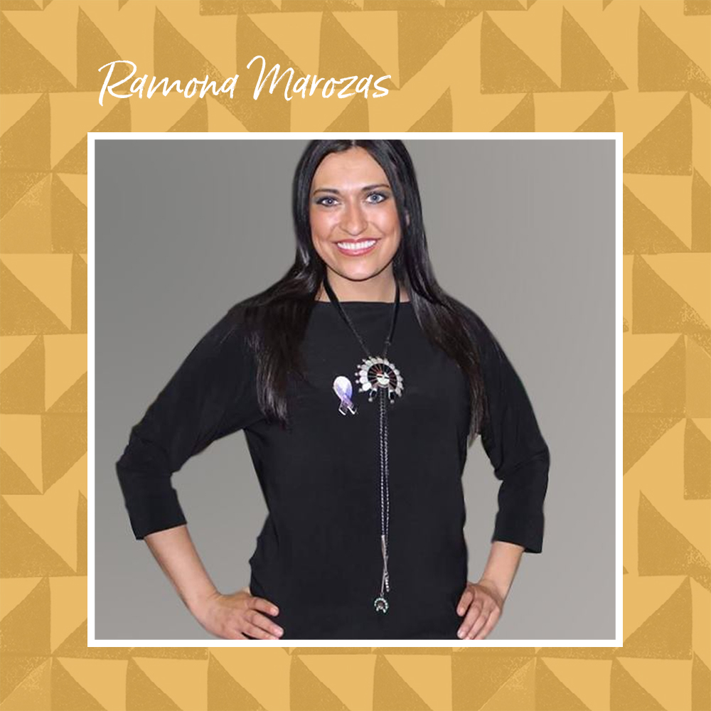 A Gift for Uplifting Native Voices and Stories with Ramona Marozas