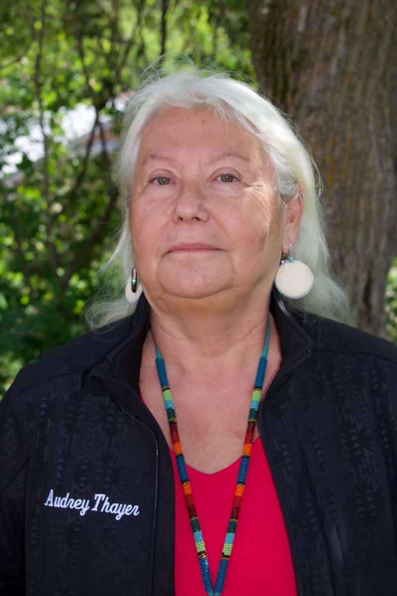 Audrey Thayer, Bemidji's First Indigenous City Councilwoman