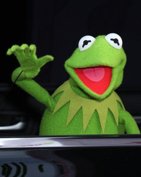 Boozhoo Nana Boozhoo with Kermit the Frog