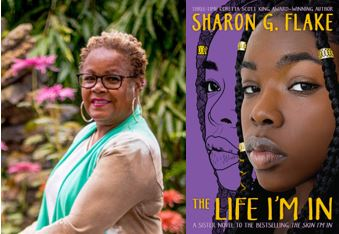 """Writer Sharon G. Flake Highlights Human Trafficking and Survivors in """"The Skin I'm In"""""""