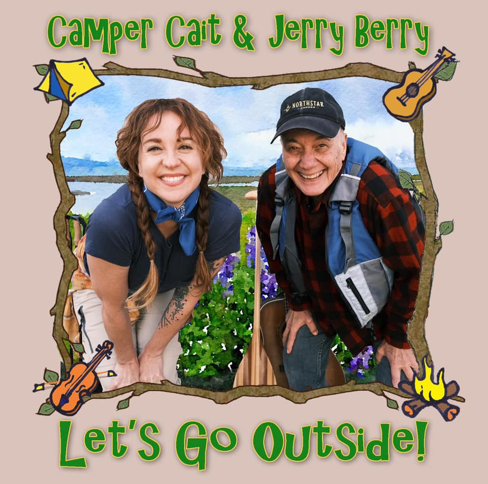 Jerry Vandiver talks new album made for kids