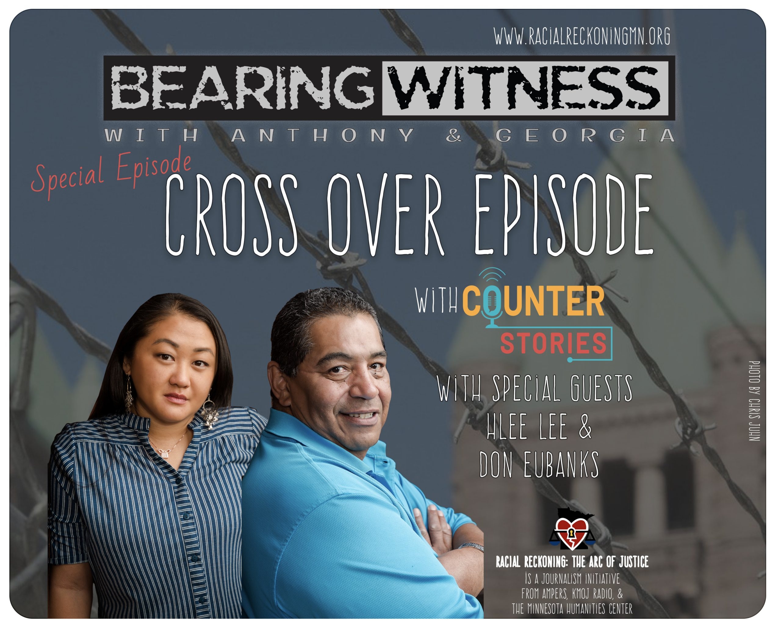 Cross Over Show with Counter Stories