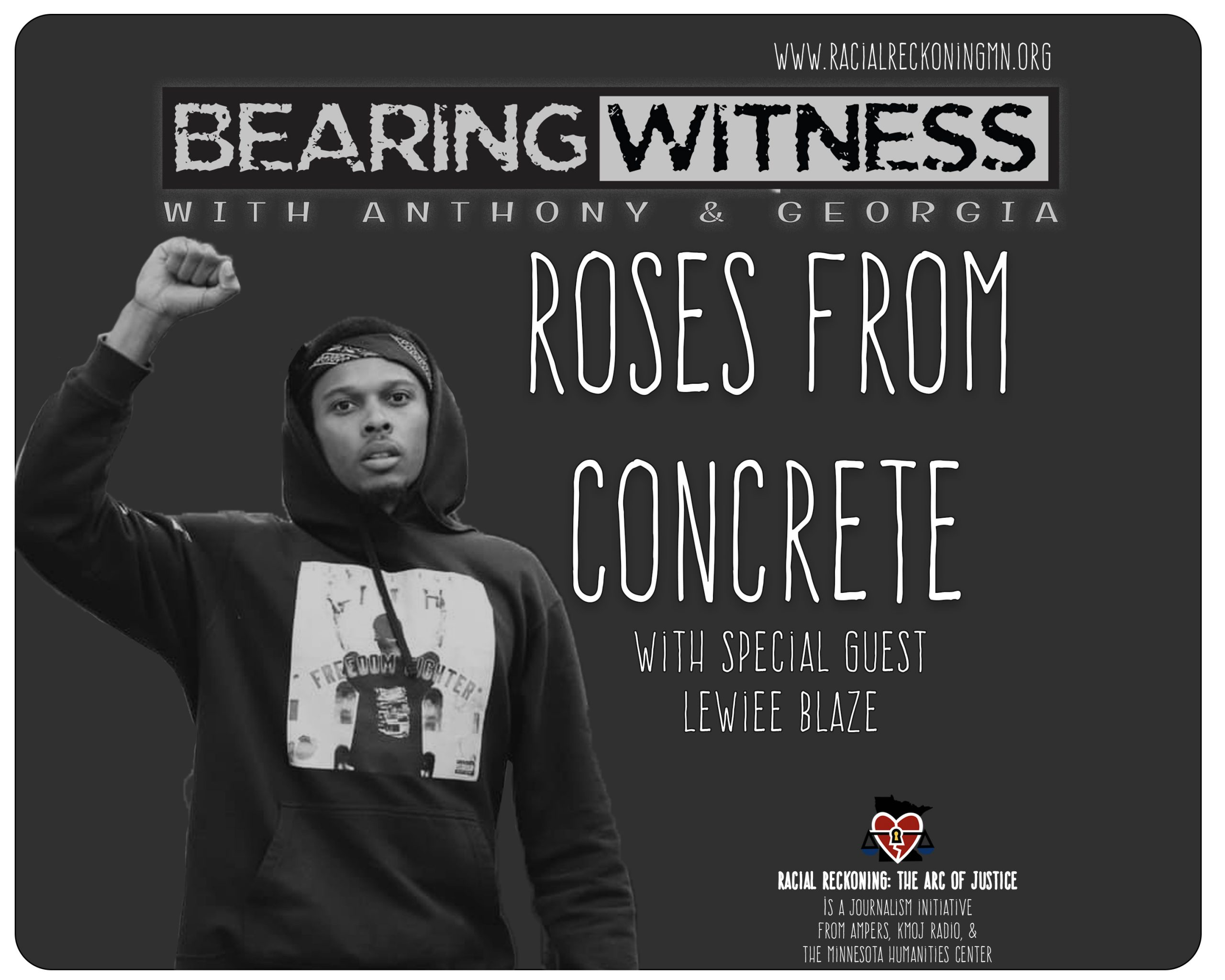 Roses from Concrete