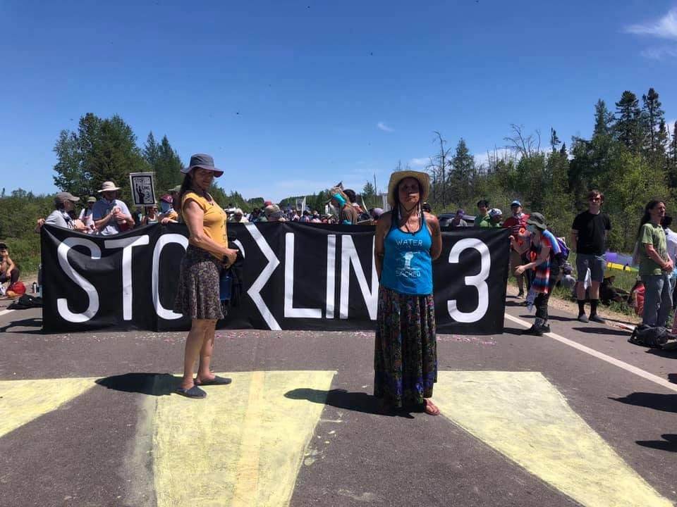 """Journey to Wellness: """"Money can't buy you love"""": asking the government to cancel pipelines"""