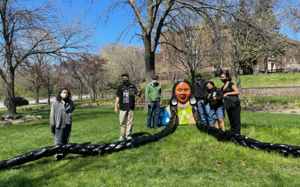 MN Native News: Braiding Our Stories Together at Northern Spark