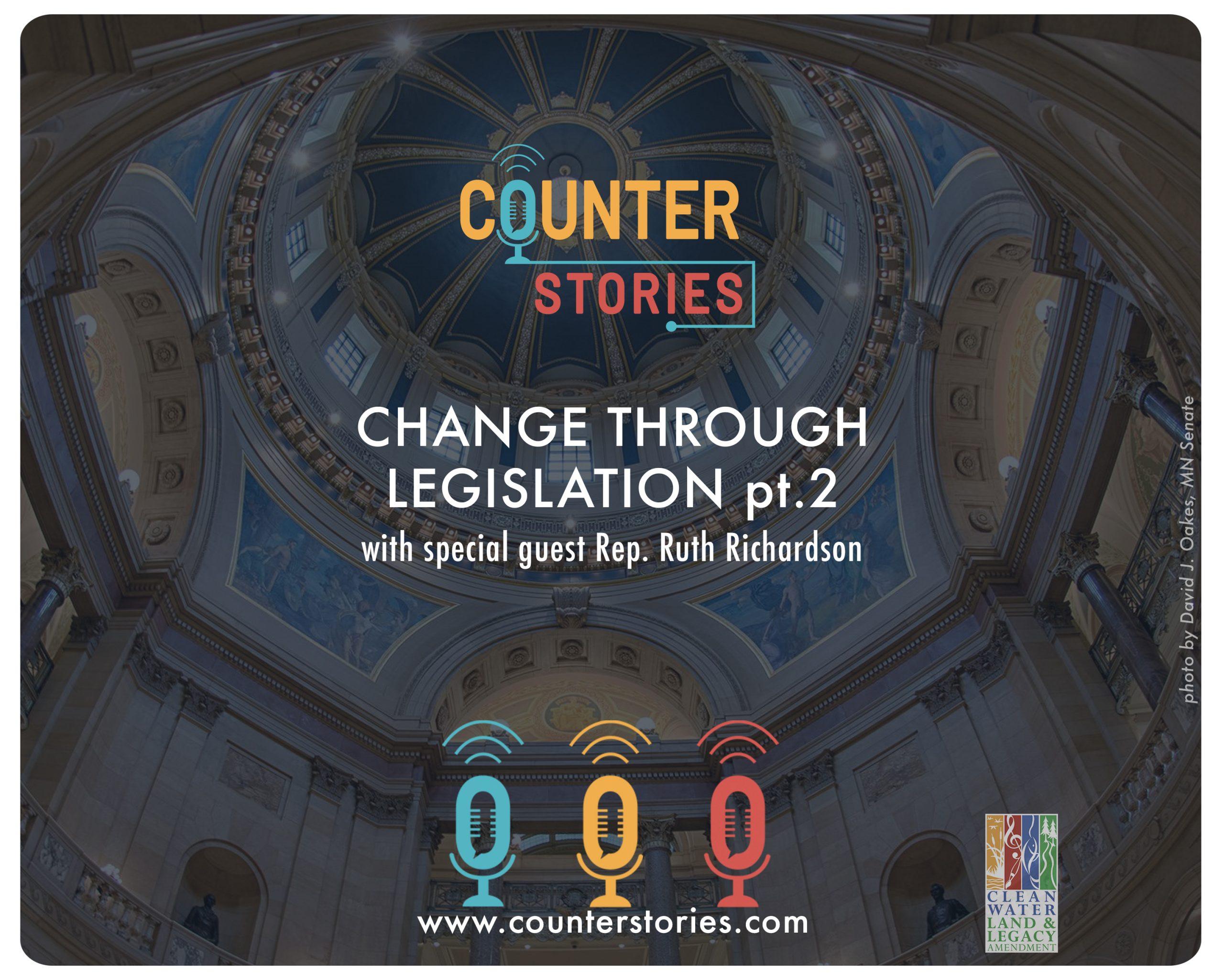 Change through Legislation pt. 2