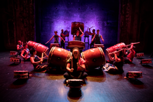 Enso Daiko Performs Japanese Taiko Drumming that is Traditional and also Modern