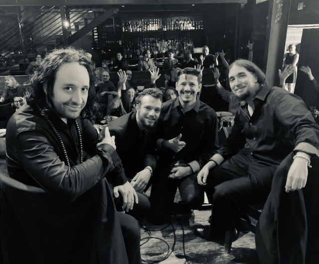 Red Hot Django Peppers Plays and Builds on the Django Reinhardt Musical Legacy