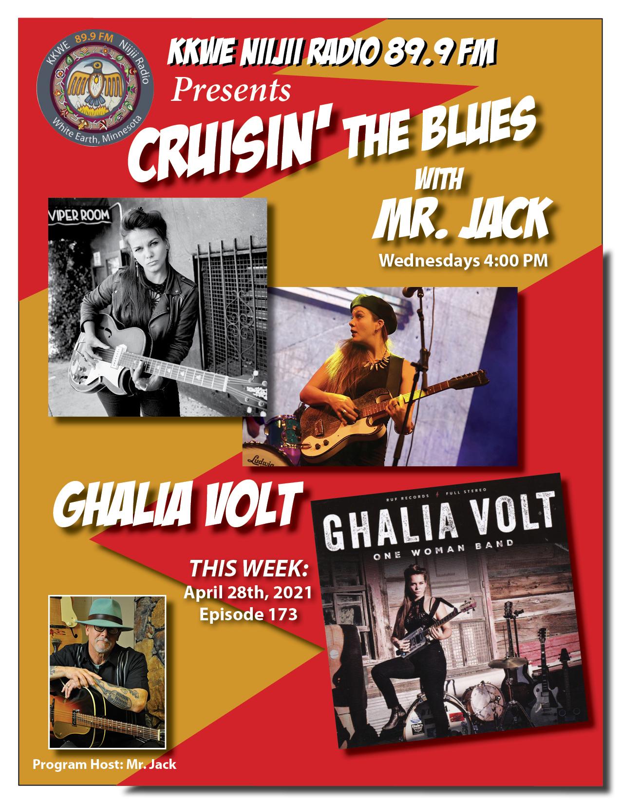EP173 Ghaila Volt