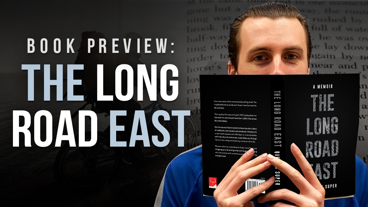 The Untold Story of The Long Road East with Author Quentin Super