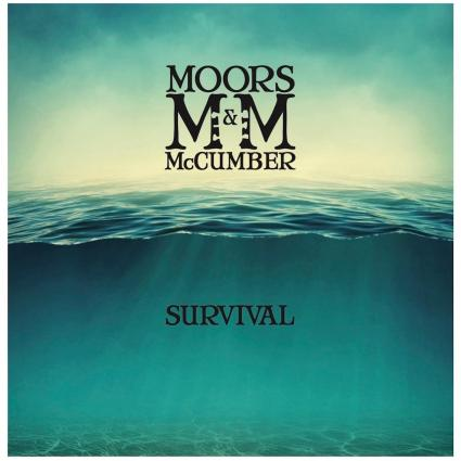 """Moors and McCumber explore new territory on """"Survival"""""""