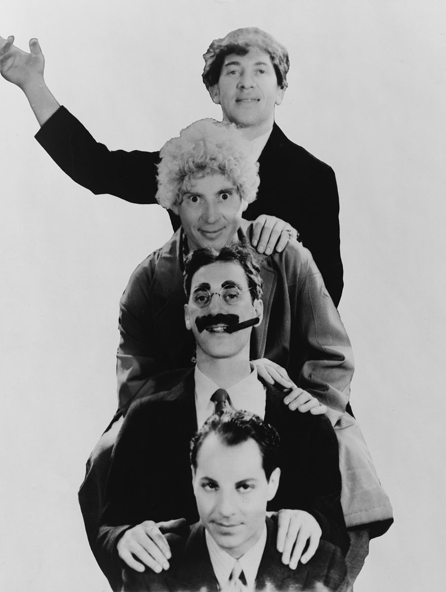 MN90: Three Nights, Three Marx Brothers, One Movie