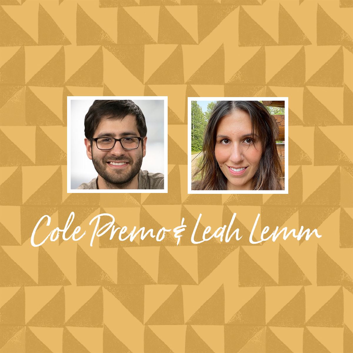 Leah and Cole: Sharing Our Gifts and Purpose