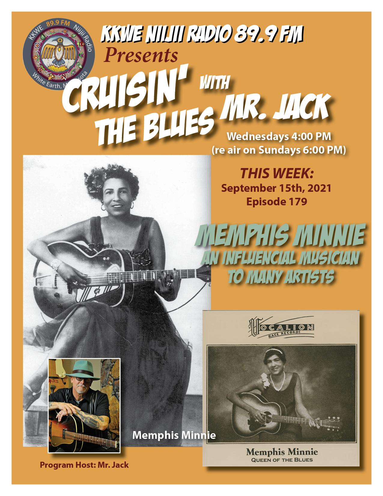 EP179 Memphis Minnie