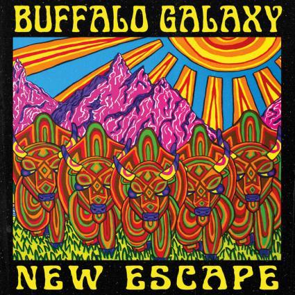 Buffalo Galaxy discuss new album on Scenic Route