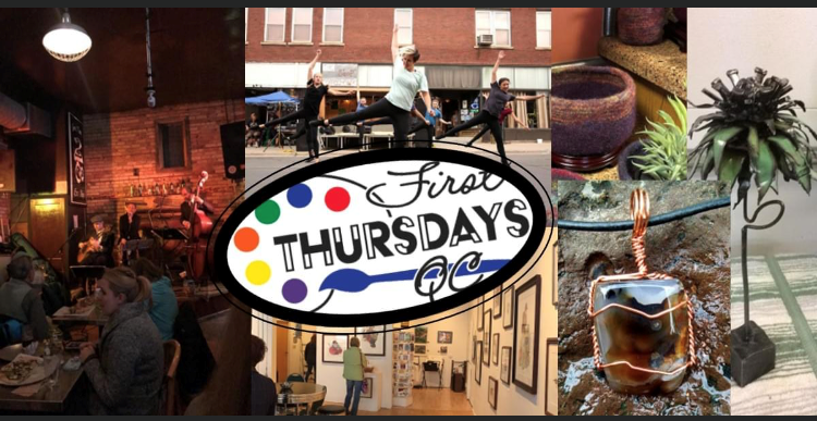 Quad Cities First Thursdays: A Celebration of Art and Community